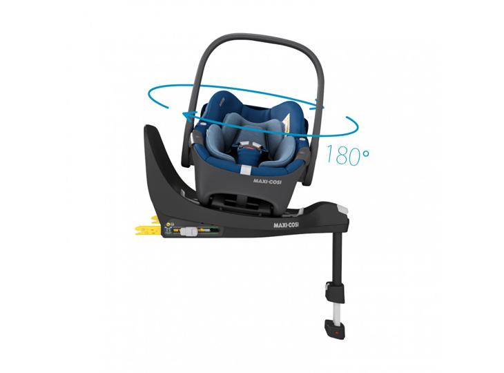 Maxi-Cosi Pebble 360º Essential Blue