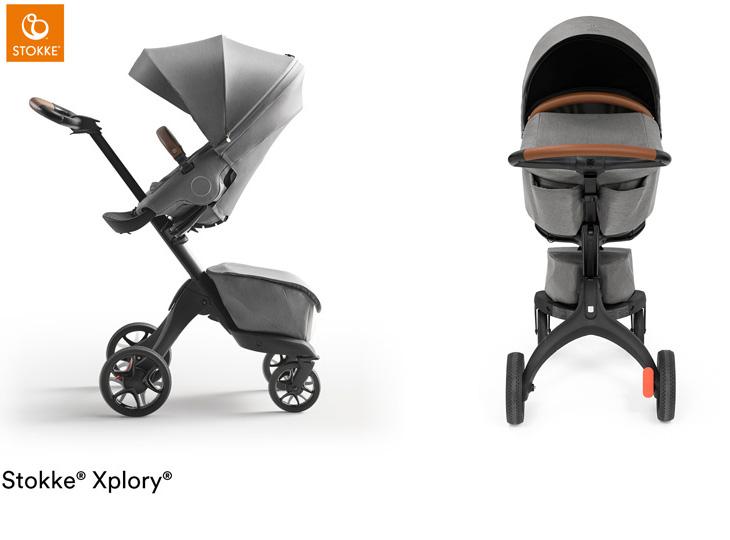 Stokke® Xplory X Modern Grey compleet