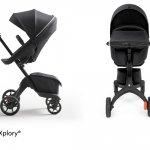 Stokke® Xplory X Rich Black compleet