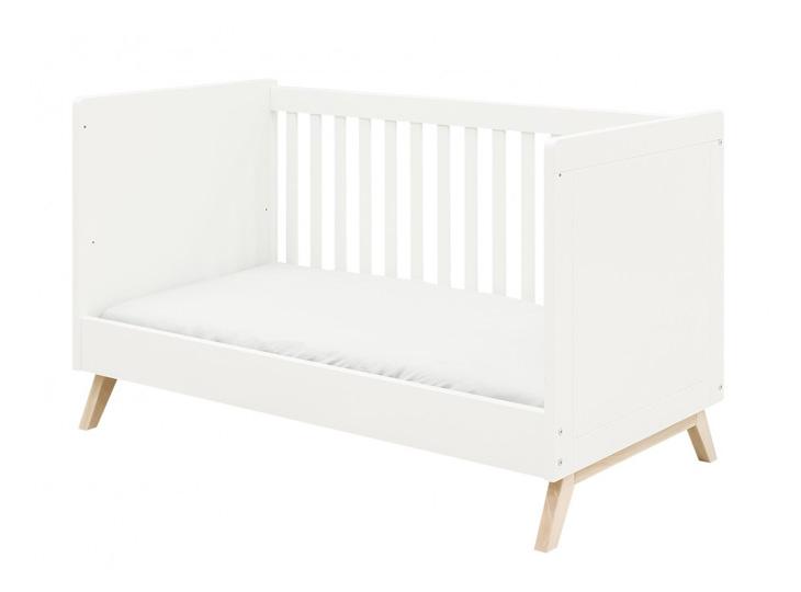 Fenna Bedbank Wit 70x140