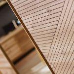 vormen en groeven in het hout