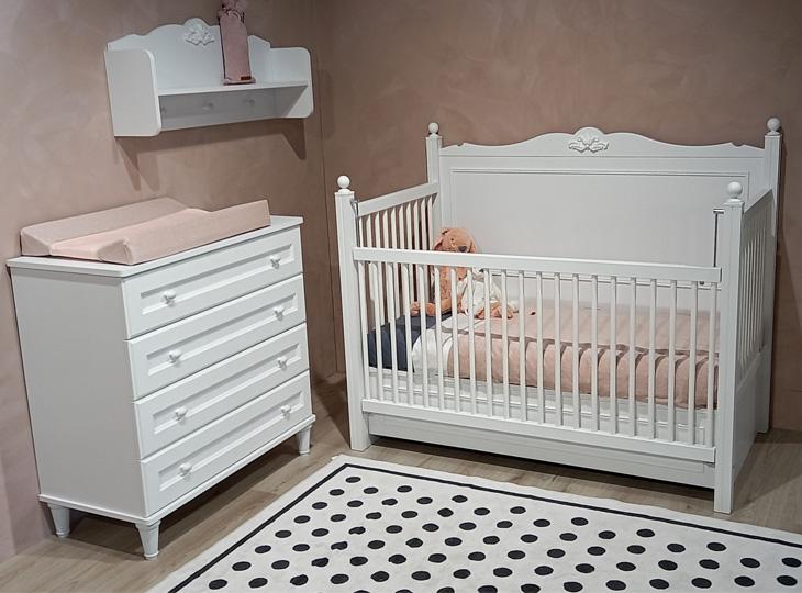 Lora Babykamer 2-delig