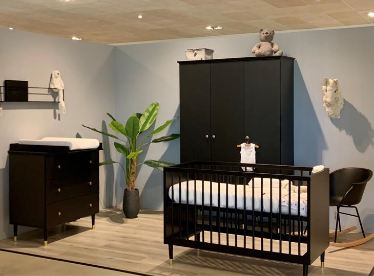 Cloe Babykamer met 3-deurkast bij Kidsroom